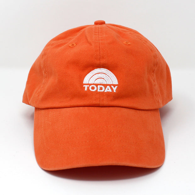 TODAY Logo Embroidered Cap