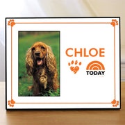 TODAY Pet Personalized Vertical Picture Frame