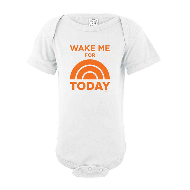 TODAY Wake me Baby Bodysuit