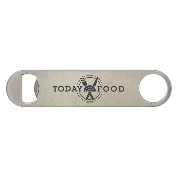 TODAY Food Stainless Steel Bottle Opener
