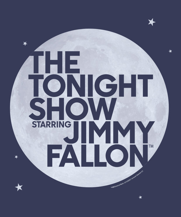 The Tonight Show Starring Jimmy Fallon Women's Short Sleeve V-Neck T-Shirt