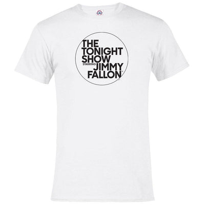 The Tonight Show Starring Jimmy Fallon Logo Men's Short Sleeve T-Shirt