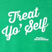 Parks and Recreation Treat Yo Self St. Paddy's Day Men's T-Shirt