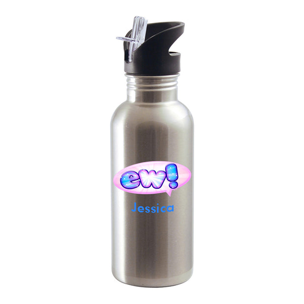 Personalized The Tonight Show Starring Jimmy Fallon Ew Water Bottle