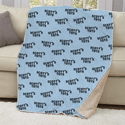 The Office Scott's Tots Sherpa Blanket