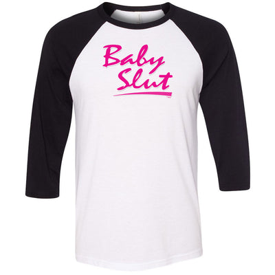 Unbreakable Kimmy Schmidt Baby Slut Baseball T-Shirt