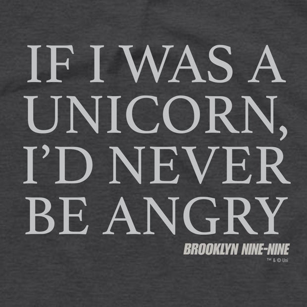 Brooklyn Nine-Nine If I was a Unicorn Men's Short Sleeve T-Shirt