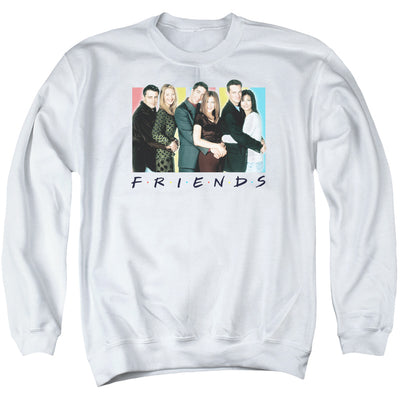 Friends Cast Crew Neck Sweatshirt