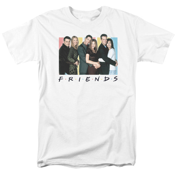 Friends Cast Men's Short Sleeve T-Shirt