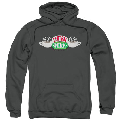 Friends Central Perk Hooded Sweatshirt