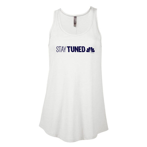 Stay Tuned Women's Flowy Tank Top