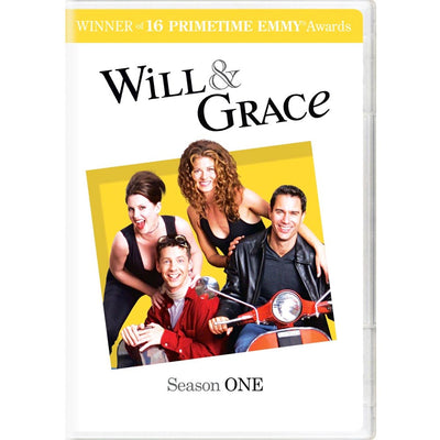 Will & Grace - Season 1 DVD