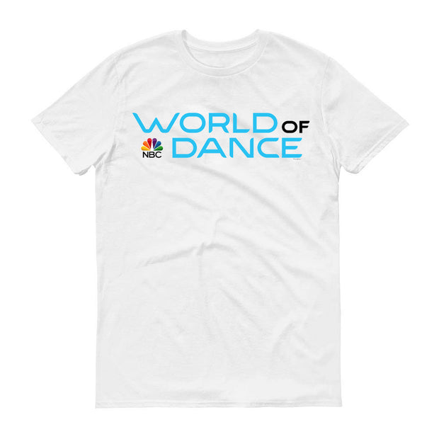 World of Dance Logo Men's Short Sleeve T-Shirt