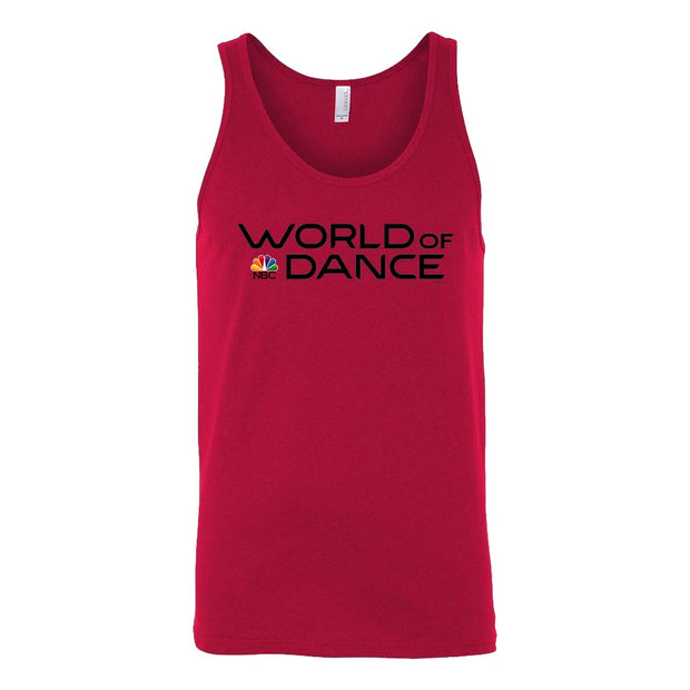 World of Dance Logo Unisex Tank Top