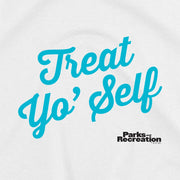 Parks and Recreation Treat Yo Self Women's Short Sleeve T-shirt
