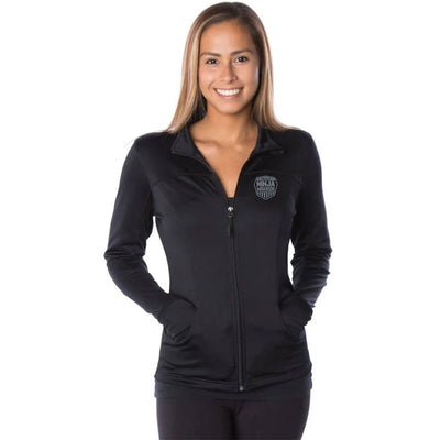 American Ninja Warrior Women's Performance Athletic Zip Jacket