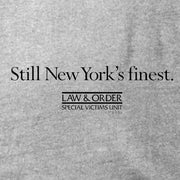 Law & Order: SVU Still New York's Finest Women's Dolman T-Shirt