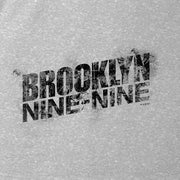Brooklyn Nine-Nine Logo Women's Relaxed Scoop Neck T-Shirt