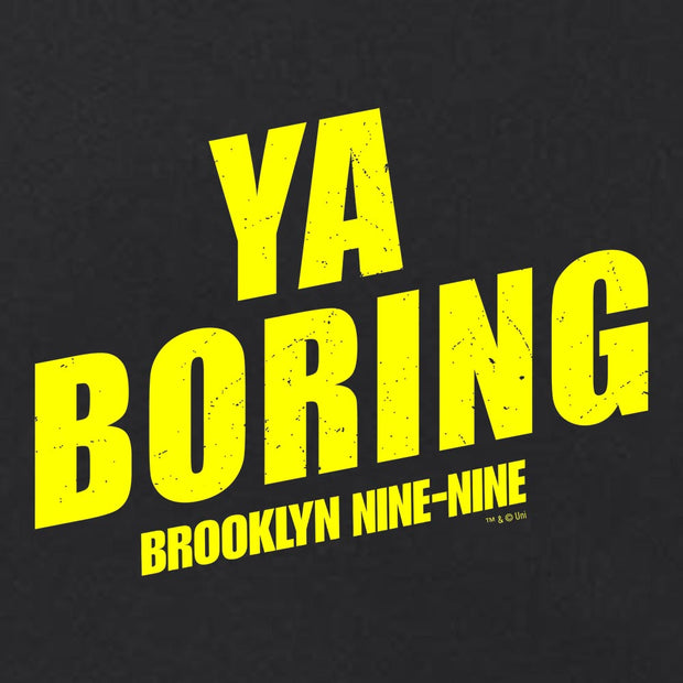 Brooklyn Nine-Nine Ya Boring Unisex Tank Top