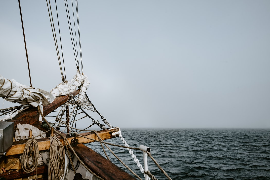 Seawolf Sailing Adventure on the waves and ocean.