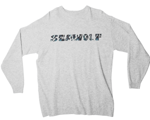 Waves L/S Tee - Sea Wolf Apparel