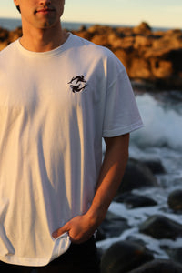 Yin x Yang Tee - Sea Wolf Apparel