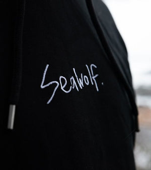 Scribble Hood - Sea Wolf Apparel