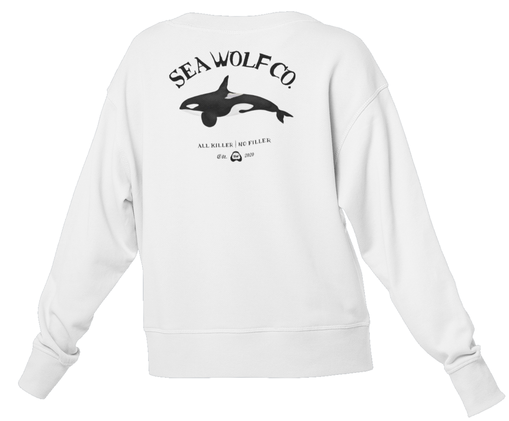 Orcinus L/S Tee - Sea Wolf Apparel