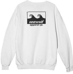 Black Sea Sweater - Sea Wolf Apparel