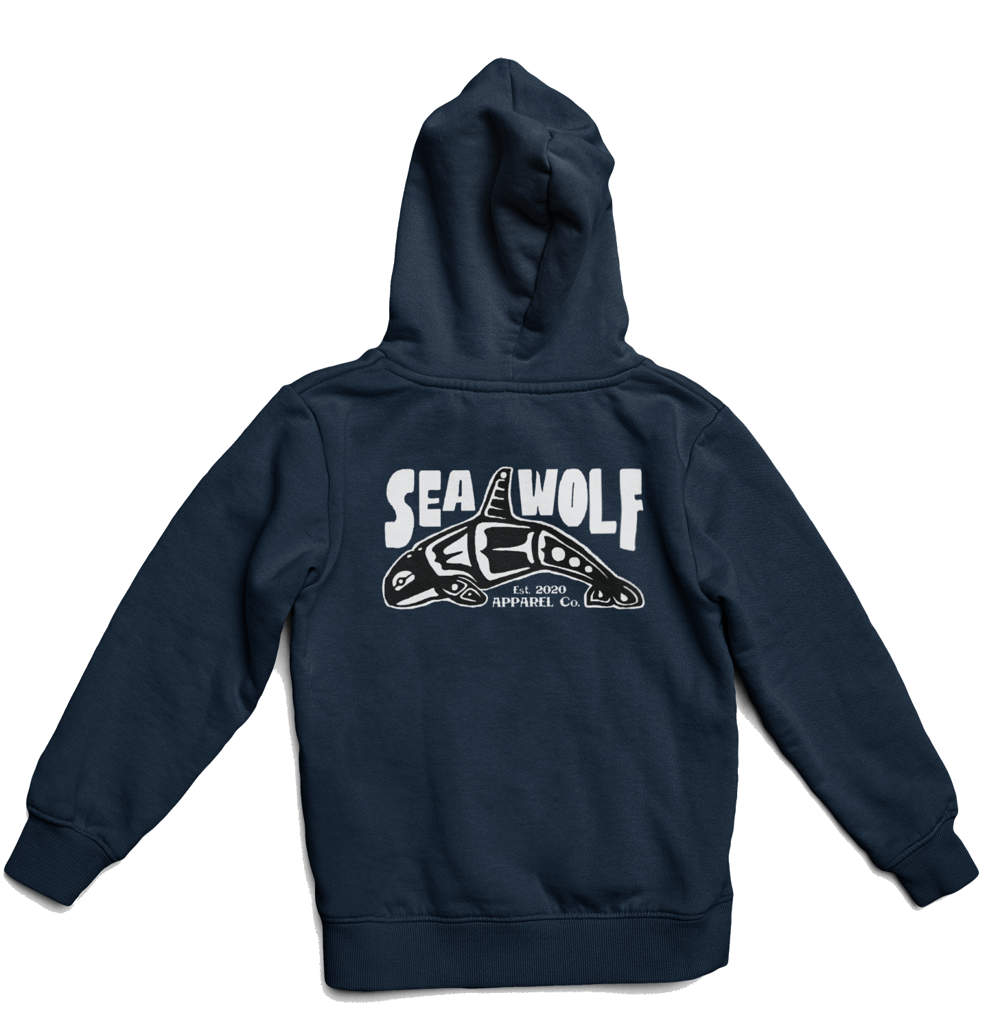 Totem Hood - Sea Wolf Apparel