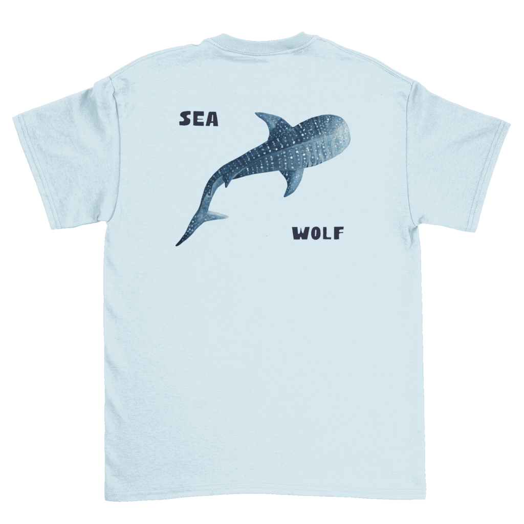 Whale Shark Tee - Sea Wolf Apparel