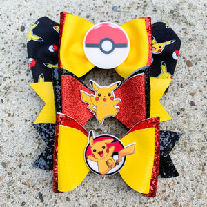 Pikachu Pokemon Pokeball