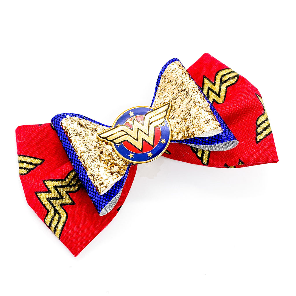 Fabric Wonder Woman