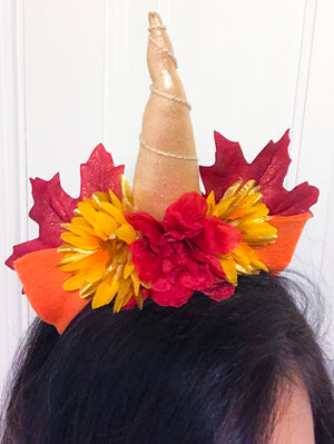 Harvest Unicorn Headband