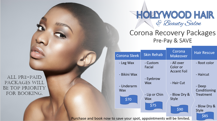 Corona Recovery Packages