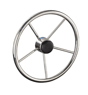 Stainless Steel Destroyer Steering Wheel