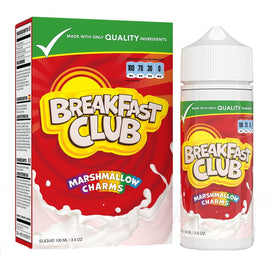 Breakfastclub Marshmallow  100ml,0mg