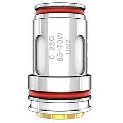 Uwell Crown V UN2 0.23ohm Dual x 4