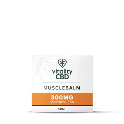 Vitality Muscle Balm 300mg 50ml