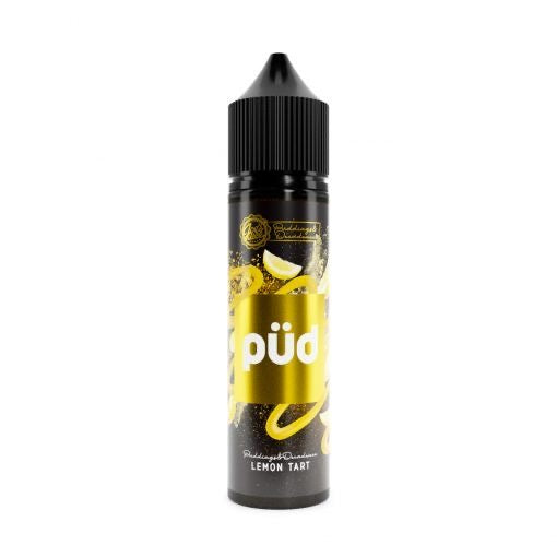 Pud Lemon Tart 0mg 50ml