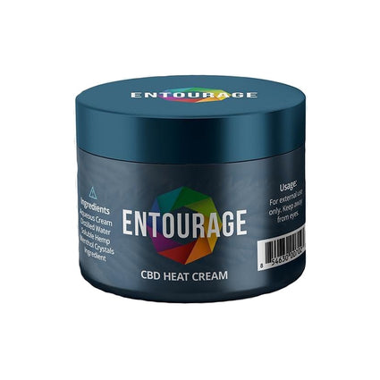 Entourage CBD Heat Cream 60ml