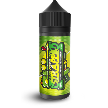 Sour Apple Refresher 120ml 3mg