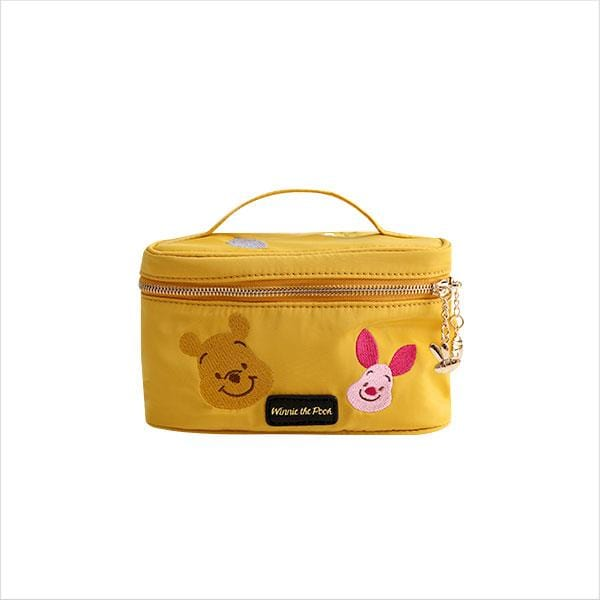 Winnie The Pooh Embroidery Collection กระเป๋าเครื่องสำอาง