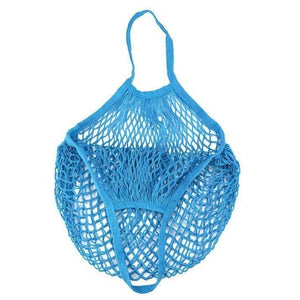 Large reusable mesh shopping bag