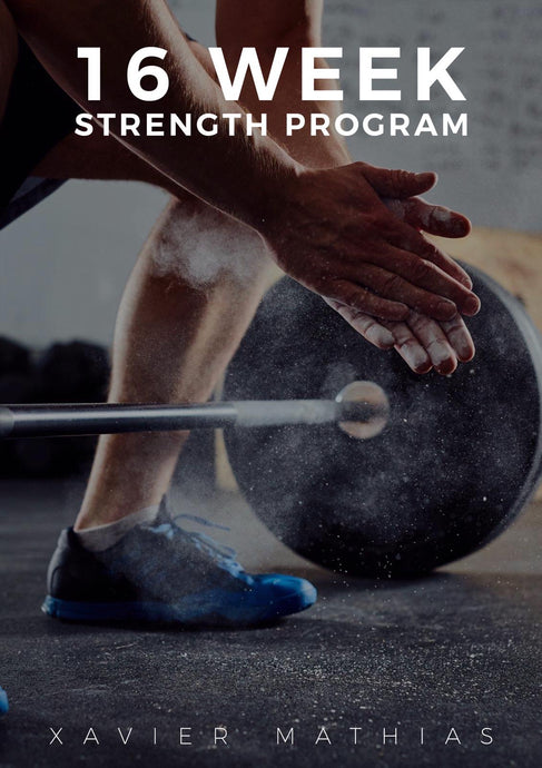 16 Week 1-2-1 Strength Program