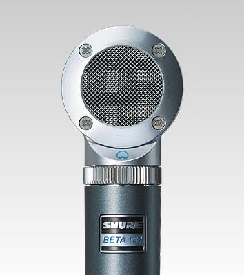 BETA 181 Ultra-Compact Side-Address Microphone