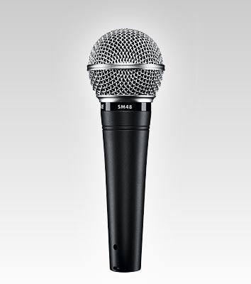SM48 Vocal Microphone