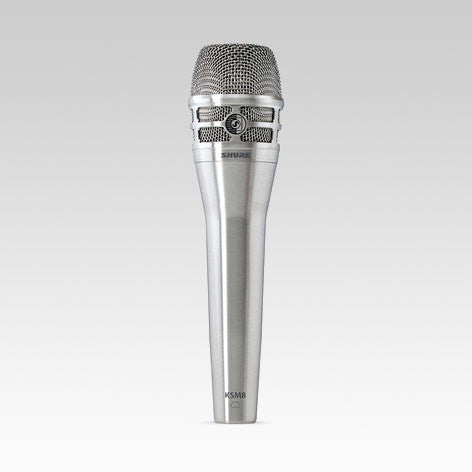 KSM8 Dualdyne™ Vocal Microphone