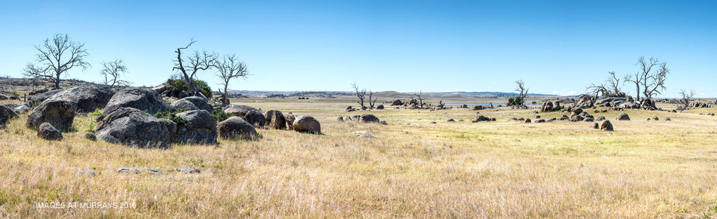 The Cooma Rockfields - Space ..