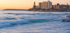 A beautiful Dawn image of Cronulla Beach.